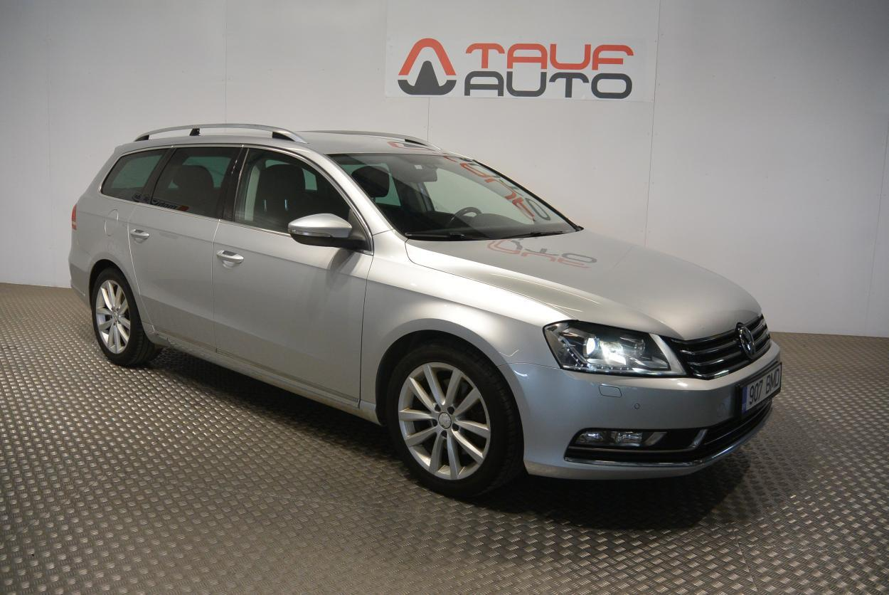 Passat Highline 4Motion DSG-automaat