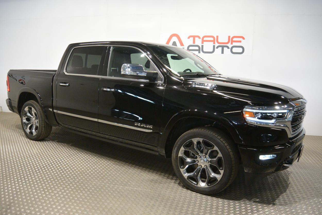 RAM 1500 Limited 8-k automaat